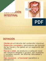 Obstr Intestinal