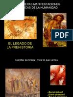 El Legado Artstico de La Prehistoria782