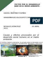 causasyefectosporeldesarrollosocialhumano-120508142801-phpapp02