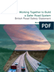 British Road Safety Statement Web