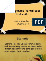 Blok 23 Konjungtivitis Vernal ODS