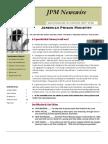 JPM February 2010 Newsletter