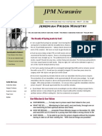 JPM April 2010 Newsletter