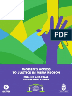 Women's Access to Justice in the MENA Region
