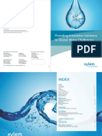 Xylem All Product Brochure PDF