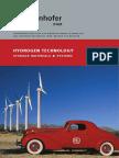 Hydrogen Technology - Storage Materials and Systems Fraunhofer Ifam Dresden