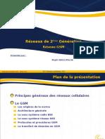 Réseaux de 2ème Génération - GSM (2)