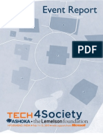 Tech4Society - February 2010 - Final Report