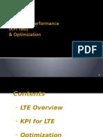 LTE Air Performance