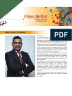 E-Newsletter November 2015