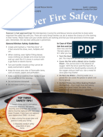 Passover Safety Flyer 2016