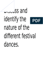 The nature of the Different Festival Dances.docx