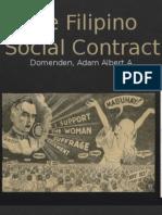 Filipino Social Contract