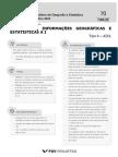 IBGE Tecnico Em Informacoes Geograficas e Estatisticas a I (TEC-IGEA1) Tipo 4