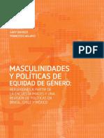 Masculinidades y Políticas de Equidad de GéneroPROMUNDO