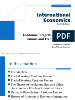 Ch.10 Economic Integration