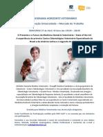 o presente e o futuro medicina dentaria veterinaria