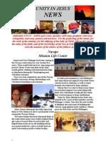 Unity Newsletter 2