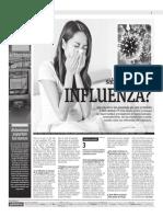 Que Sabemos Sobre La Influenza