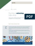 Running a Winning M and 38A Shop (1)