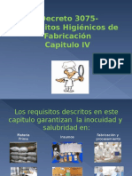62605126 Diapositivas IV Requisitos Higienicos de Manipulacion
