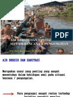 Environmental Health on Disaster