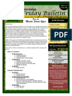 Parent Bulletin Issue 30 SY1516
