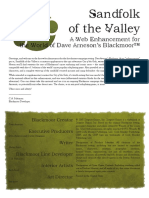 Blackmoor Sandfolk of the Valley Web Enhancement
