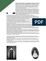 Historia de la Madre Candelaria de San José