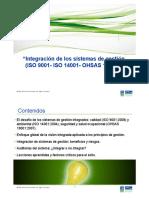 1.3 Integración de SG 9001-14001-18001 DNV