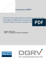Modelo Documento DGRV APAEB 1202