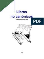 LibrosNoCanónicos