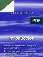 Color Del Agua Juan c Sandoval