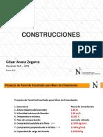 Construc - Ej 01 - Diseño de Encofrados