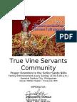 Sto. Nino Prayer With Imprimatur