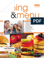 Dining Guide Summer 16