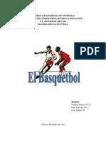 Historia Del Baloncesto en Venezuela
