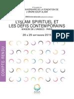 UNESCO Colloque2015 CompteRendu