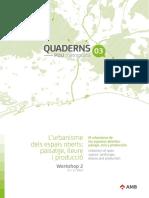 Quaderns PDU Metropolità 03