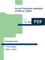 Marco Lógico PPT