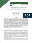 Patrones de distribución de los geométridos de la Región del Biobío, Chile