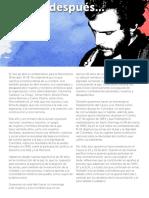 """Foro """"Aprendizaje y lecciones desmovilización M-19 y retos de cara a la firma del acuerdo con las FARC – Propuesta de Reconciliación y Sustitución de cultivos Ilícitos""""."""
