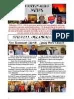 Unity Newsletter 4