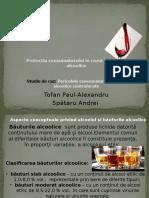 Protectia Consumatorului in Cazul Bauturilor Alcoolice