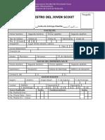 Planilla Para Registro de Jovenes 2016 ASV-DNO-RI.A1
