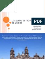 Catedral Metropolitana de Mexico