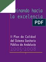 II Plan de Calidad CS Andalucia
