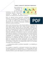 Distribucion de Vienes y Servicios y Mercados Financieros