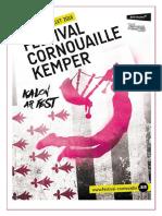 Dossier de Presse Festival de Cornouaille