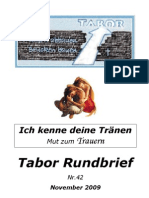 Tabor-Rundbrief 42 Small